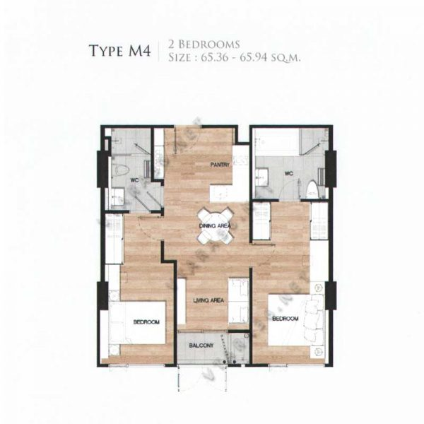 Vtara36-type-m4-2bedroom-vtara36-net